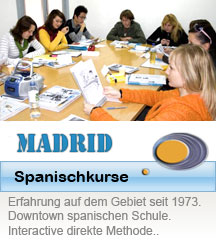Spanischkurse in Madrid